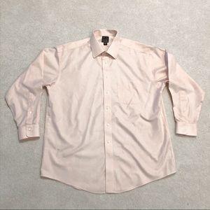 Pale Pink Dress Shirt 16.5 - 33